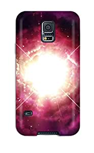 Cheap Tpu Case Cover Compatible For Galaxy S5/ Hot Case/ Space