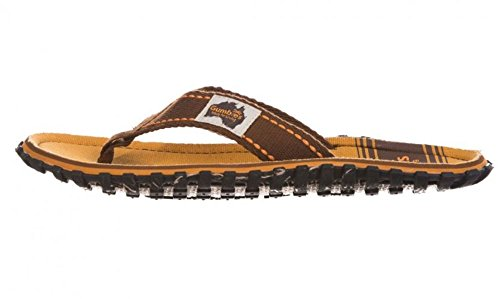 Flip Gumbies Terracotta Retro Brown Flop Islander nqwTw8YZ