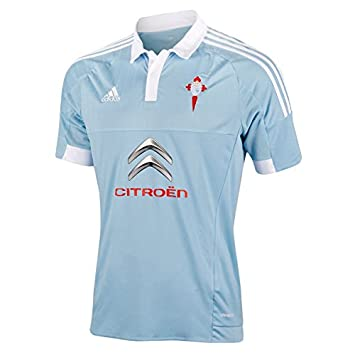 Adidas Celta Home JSY - Camiseta para Hombre: Amazon.es: Deportes y aire libre