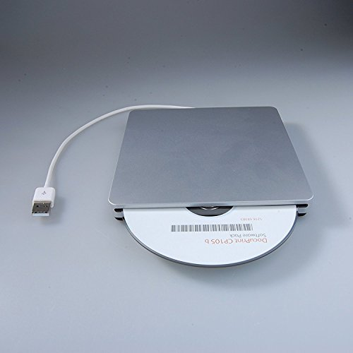 Ocamo External USB DVD+RW, RW Super Drive for Apple MacBook Air, Pro, iMac, Mac OS, Mac mini by Ocamo