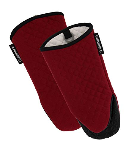 Cuisinart Silicone Oven Mitts Gloves