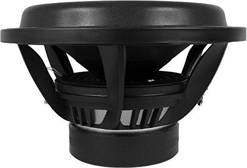 Earthquake Sound DBXi-15D 15-inch Subwoofer with Dual 4-ohm Voice Coil, 2000 Watts by Earthquake Sound