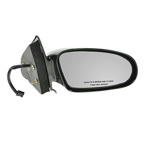 (Power Side Mirror Right RH Passenger for Saturn S Series SL Sedan SW Wagon 4 DR )
