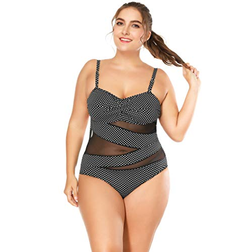 Damen Bademode Bikini Retro Swimsuit Women Monokini Sport Tankini Damen Bauchweg