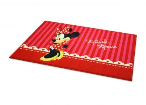 Amazon.de: Kinderteppich Minnie Mouse 80x140cm