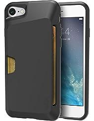 Silk iPhone 7 Wallet Case - Vault Slim Wallet for iPhone 7 [P...
