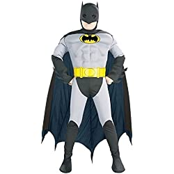 DC Comics Deluxe Batman Muscle Chest Costume Toddler/Child