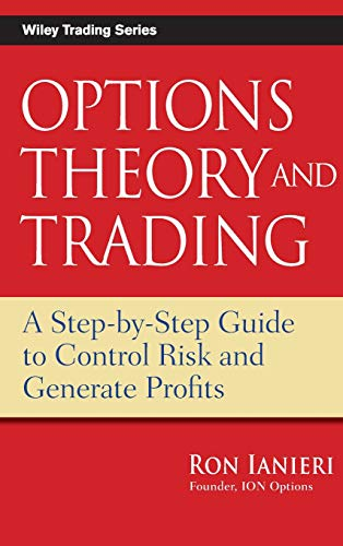 41yHjigZZzL - Options Theory and Trading: A Step-by-Step Guide to Control Risk and Generate Profits