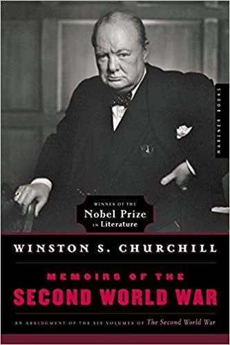 Image result for churchill memoirs of world war ii