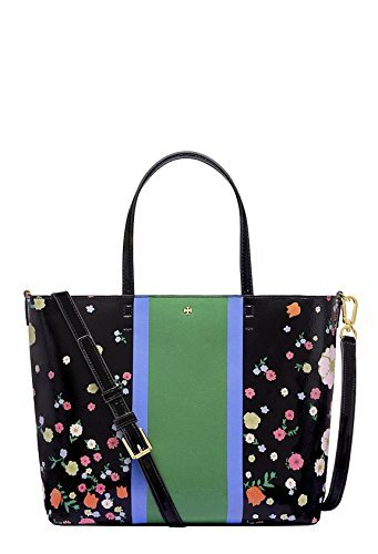 Tory Burch Vilette Small Tote in Ditzy Floral Print