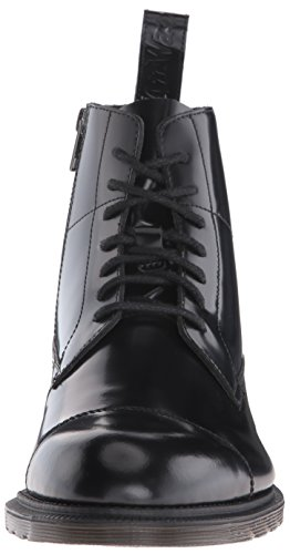Uomo Dr Stivali Smooth Nero Polished Martens Black Winchester Black XqrYwXp