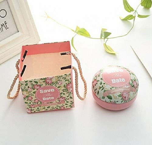Caja de regalo exquisita Día de San Valentín romántico caja del ...