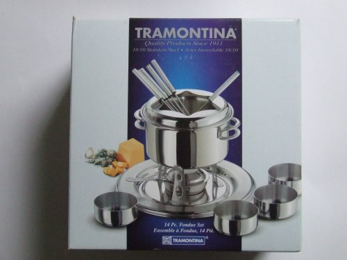 Tramontina 14 pc Fondue Set