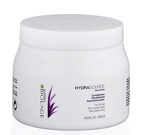 2 X Matrix Biolage Hydrasource Conditioner 16.9 Oz (Formerly Conditioning Balm) (Matrix Biolage Conditioning)