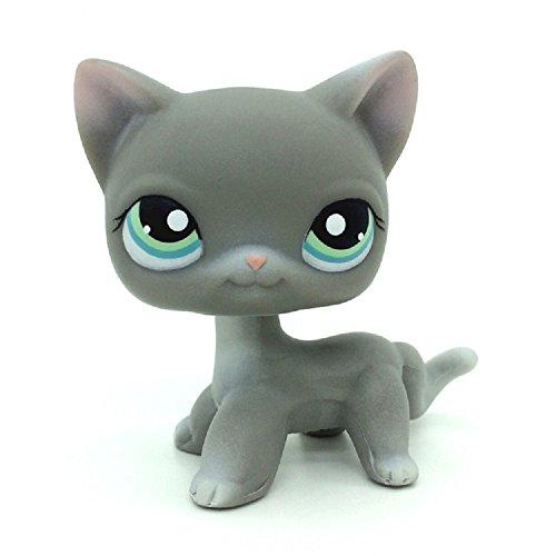 Littlest Pet Shop lps Toy Figure Short Hair Cat (28) (Littlest Pet Shop 28)