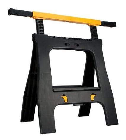 Superbe Performance Tool W54036 Adjustable Height Sawhorse (660 Lb. Capacity)