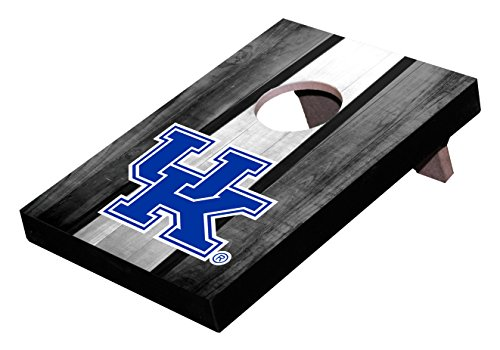 Wild Sports NCAA College Kentucky Wildcats Mini Cornhole Game