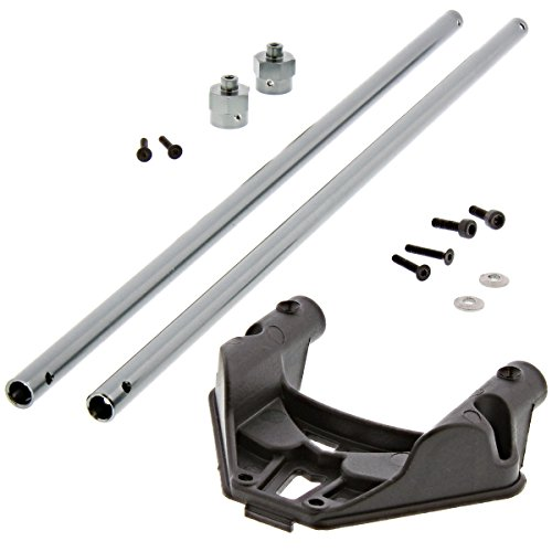 Thunder Tiger 1/8 K-Rock MT4 G5 Chassis Stiffener Torque RODS & MOUNTS Brace ()