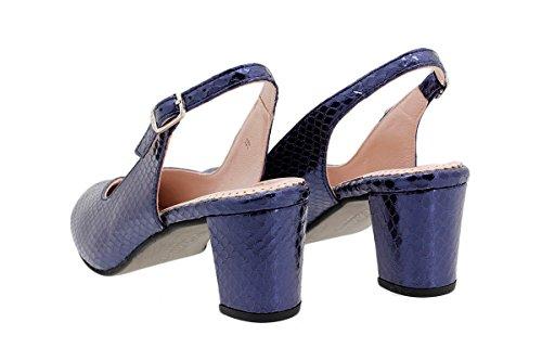 Marino Serpiente PieSanto Confort 180229 Scarpins Femme Chaussure 81wxwr7XYq