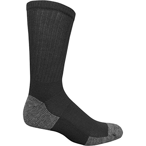 dr-scholls-mens-premium-diabetic-and-circulatory-casual-crew-socks-black-large-mens-shoe-size-7-12-w