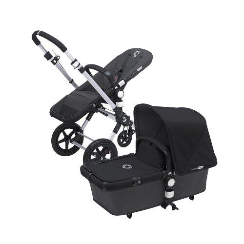 Bugaboo Cameleon Black Travel System Stroller - 9
