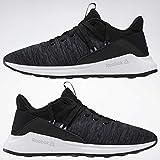 Reebok Women's Classic Leather Sneaker, Black, 10 M