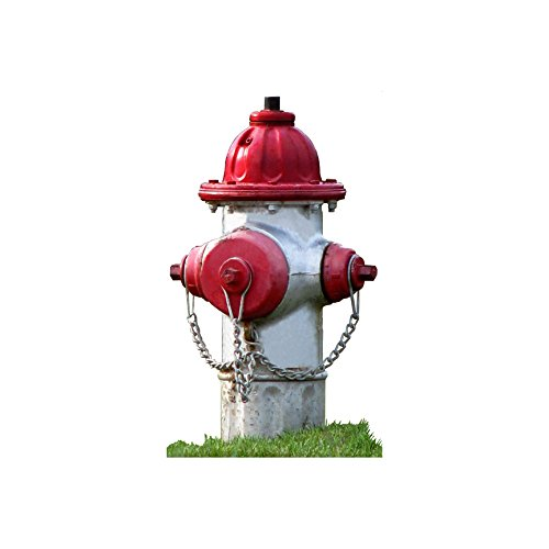 Fire hydrant wall decal 27