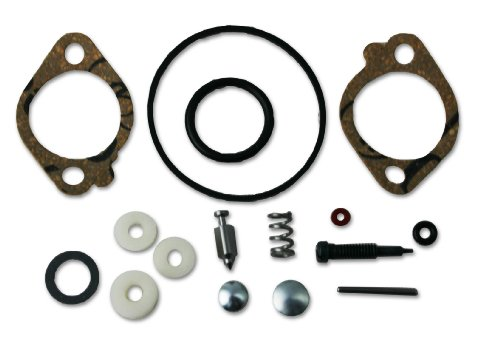 - Briggs & Stratton 498260 Carburetor Overhaul Kit