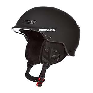 Quiksilver Wildcat snowboard-casco - negro