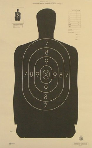 B-29-Shooting-Target-Official-NRA-Police-Silhouette
