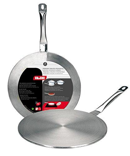 MAAJ® Adaptador para inducción máximo diámetro 28 cm: Amazon ...