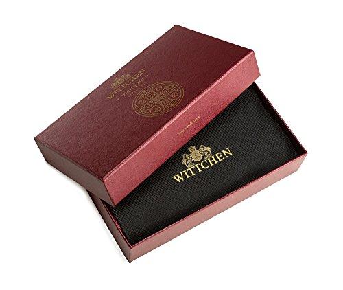 x CM 5 Portefeuille 052 Couleur 1 Collection Marron Rouge Taille Cuir Wittchen Matériel 21 grain 10 18 de Orientation Horizontalement Italy L3 vFxpqwx7C