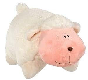 Amazon Com My Pillow Pets Lovable Lamb Large Cream