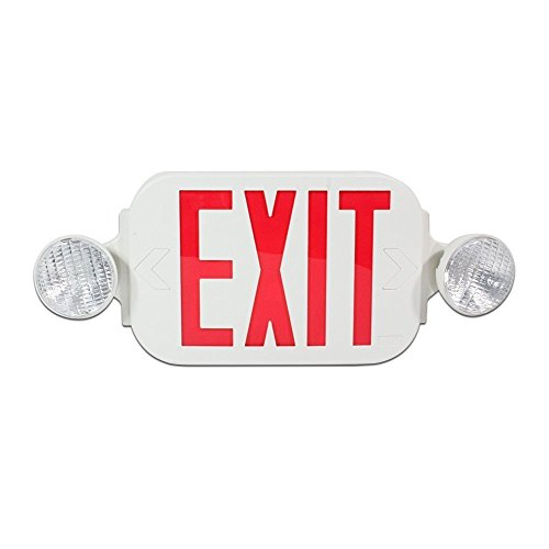 Led Exit Light Combo - 7