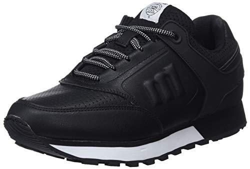 C42656 soft Hombre Negro Mtng Pu Soft Zapatillas Para Burdeos 84090 wq4fZz