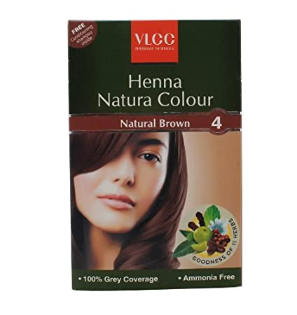 Buy Vlcc Henna Natura Color Natural Black 1 Online At Low Prices