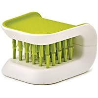 Joseph Joseph 85105 BladeBrush Knife & Cutlery Cleaner Brush (Green )