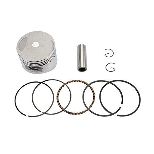 - GOOFIT 54mm Piston Ring Kit for 125cc Taotao Baja Roketa Horizontal Engine ATV Dirt Bike
