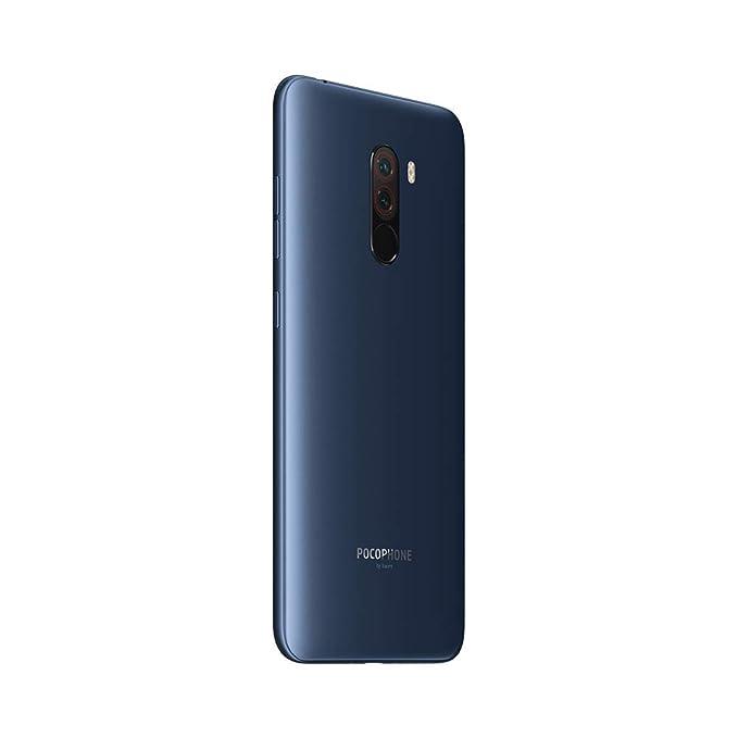 Xiaomi Pocophone F1 Dual SIM 64GB 6GB RAM Blue - Non-UK Version