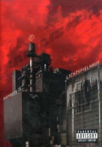 DVD : Rammstein - Lichtspielhaus [Explicit Content] (DVD)