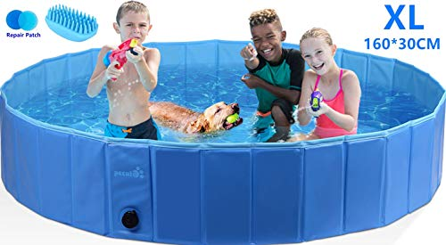 Pecute Dog Pool Foldable