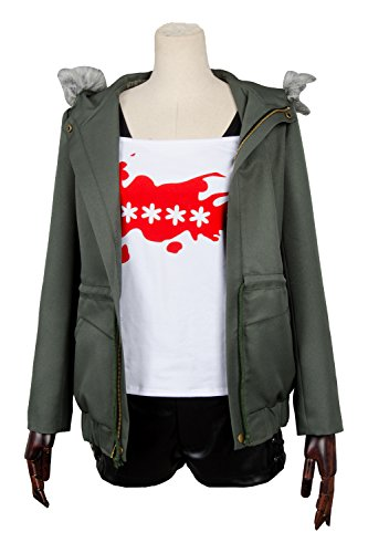NoveltyBoy Persona 5 Futaba Sakura Jacket Top Shirt Coat Suit Halloween Cosplay Costume -