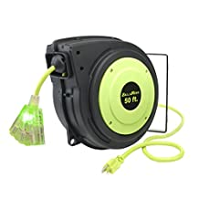Flexzilla E8140503 Zilla Retractable Cord Reel