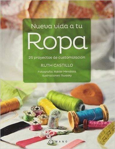 Libro customización de ropa