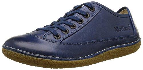 Kickers Hollyday - Zapatillas de deporte Mujer Azul - azul