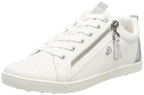s.Oliver Damen 25201 Sneaker weiß (white)