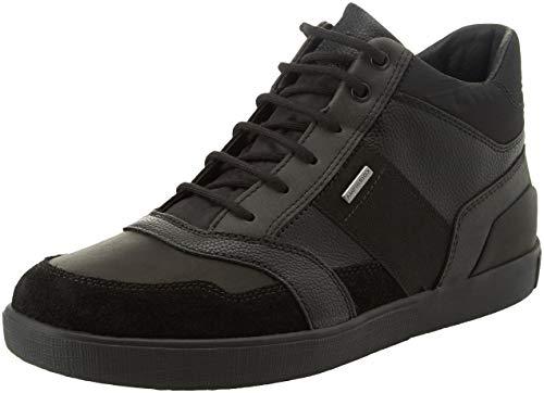Noir Taiki U C Hautes Homme C9999 Abx black Geox Baskets B F86nqxdP