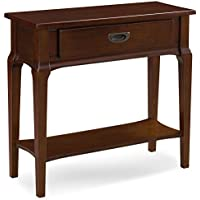 Leick 22032 Contemporary Stratus Condo/Apartment Hall Stand with Drawer