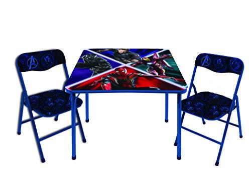 (Avengers Infinity War 3 Pc Table & Chair Set)