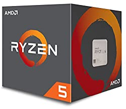 Image of the product AMD Ryzen 5 1600 that is listed on the catalogue brand of AMD. This item has been rated with a 5.0 scores over 5